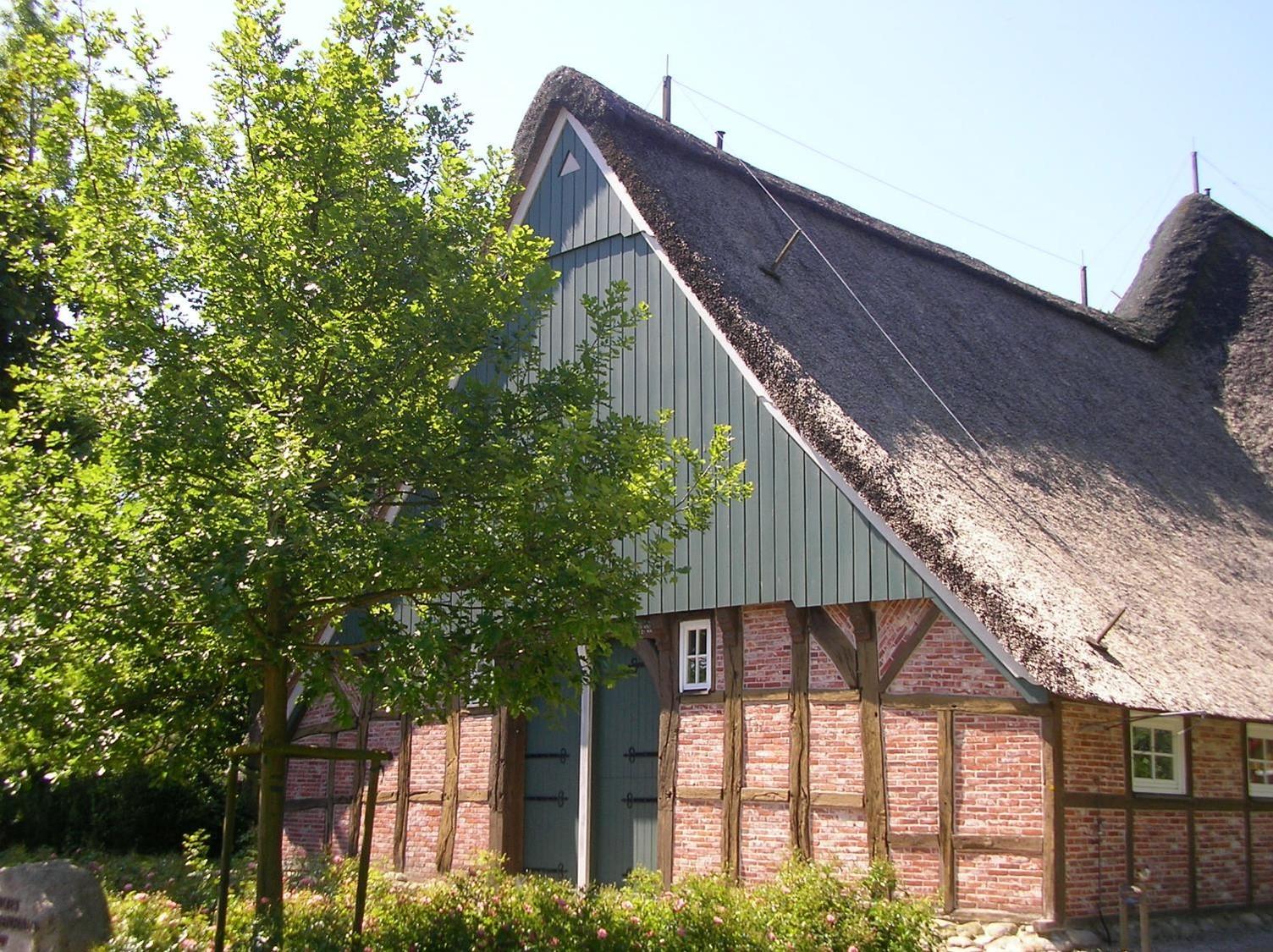 Altes Pastorenhaus Misselwarden k