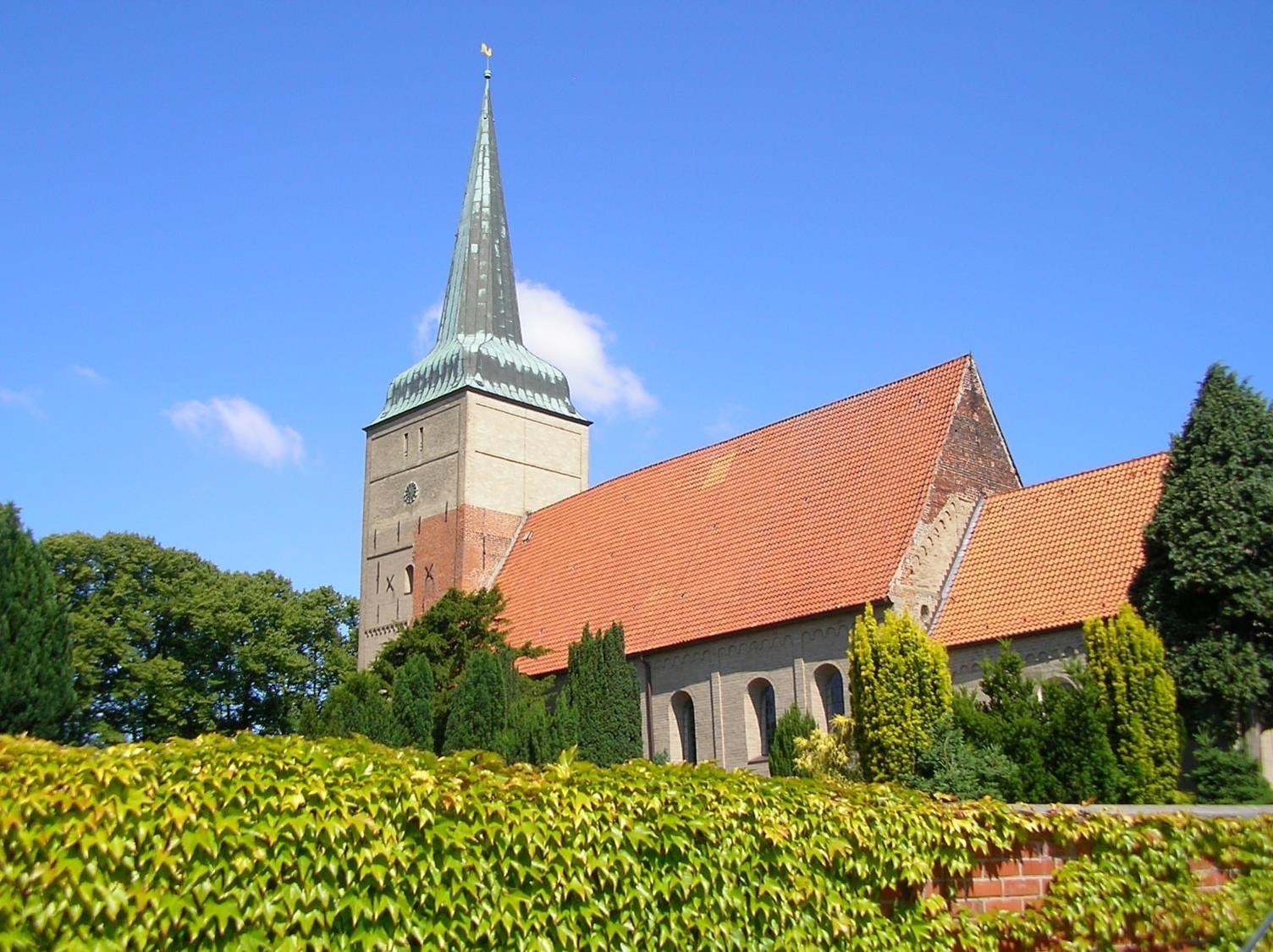 Kirche Wremen k