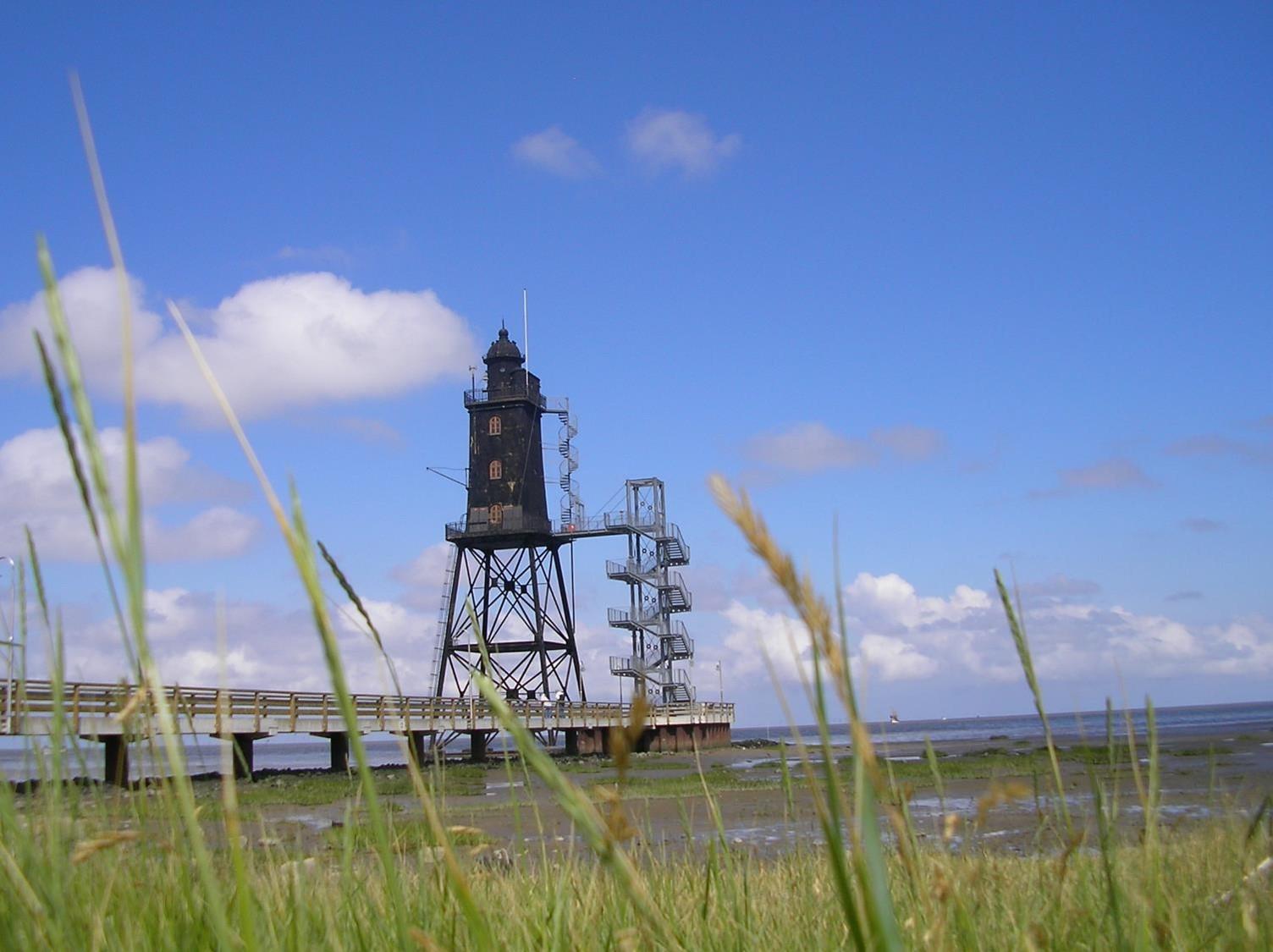 Obereversand Leuchtturm k
